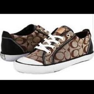 Coach Barrett Sneakers - Size 8 1/2